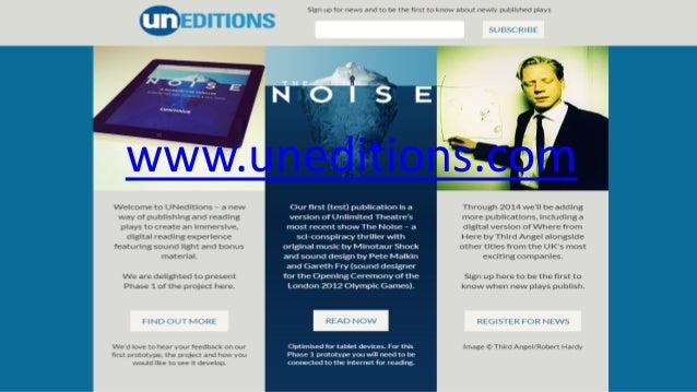 www.uneditions.com