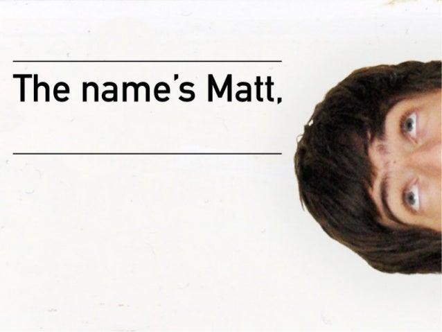 Visit the blog of my journey: http://matttoaus.tumblr.com/