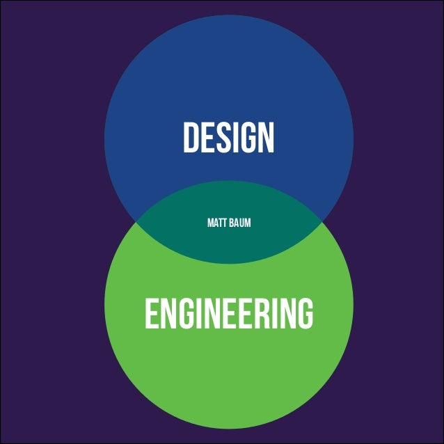 Engineering Design Matt Baum
