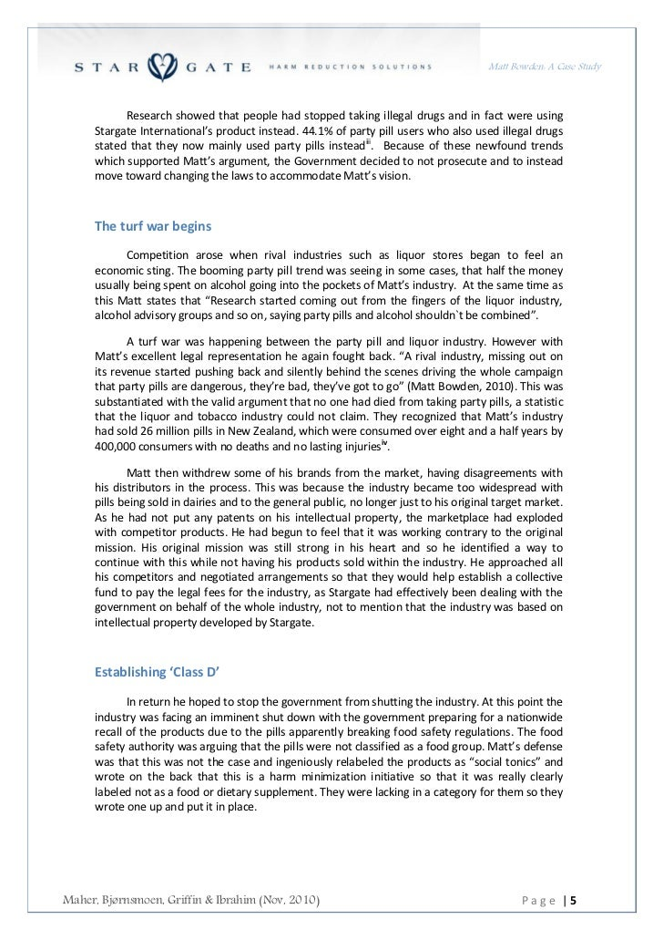 matt grant a case study Ba470 entrepreneurship  includ abstract- before introduction  matt grant case study read the matt grant case--pdf filewrite a 2-3 page paper that answers the following: 1.