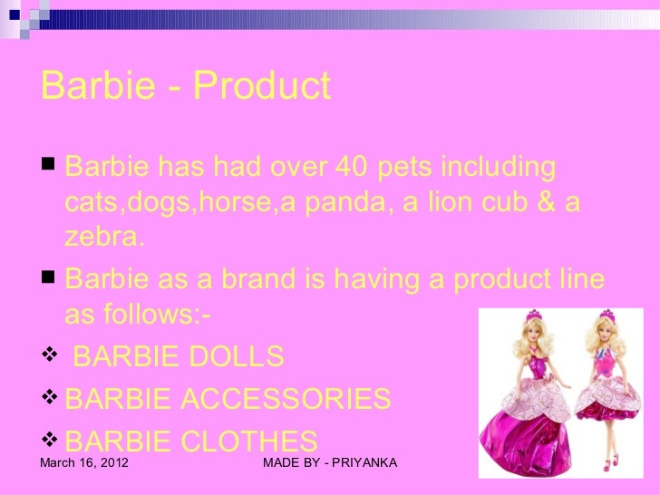 Pressure on Barbie's marketing makeover to reinforce brand's 'positive values' after sales dip
