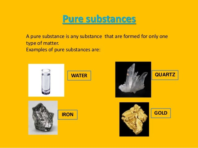 Ppt which is the best example of a pure substance? A peanuts b.