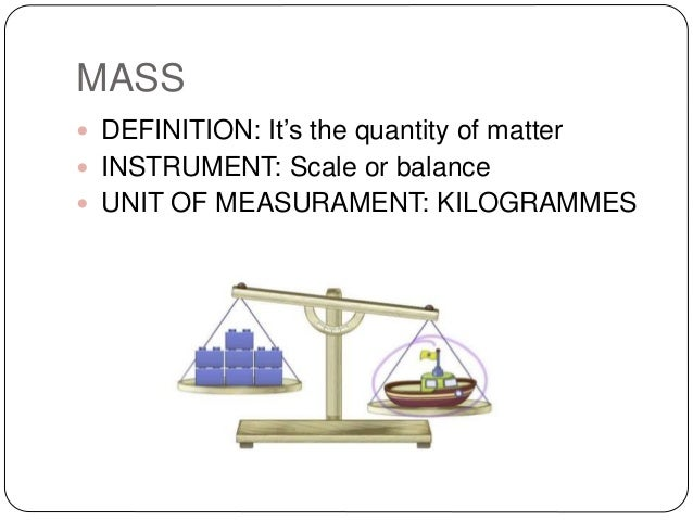 the definitions and differences in mass volume and density In this video i will explain the differences between mass and weight, as well as define volume and density i will explain the different units used for each.