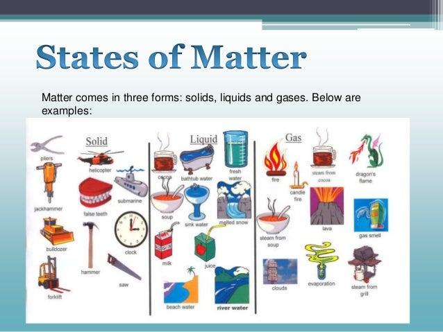 Matter 2 Powerpoint