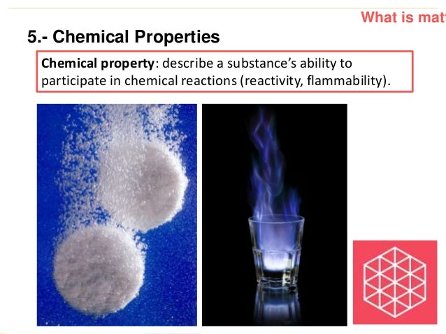 Is Flammability A Chemical Property