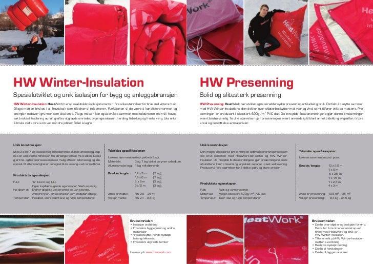 HW Winter-Insulation                                                                                                      ...