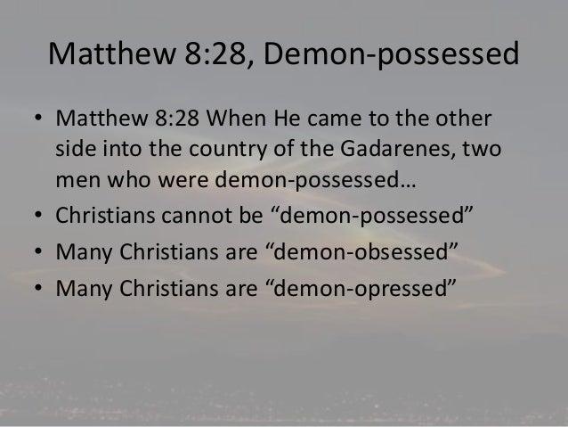 Matthew 8, Ten Powerful Miraculous Proofs That He Is King ...