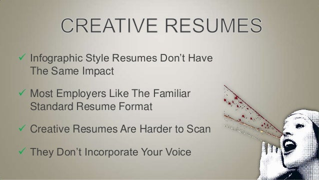 11.  Infographic Style Resumes ...  The Best Resume Ever