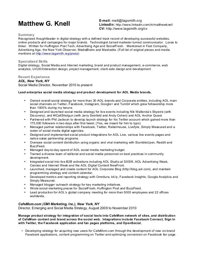 how to show patents on resume