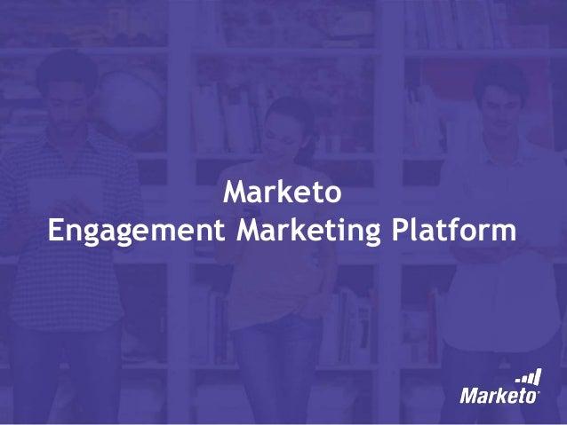 Engagement Marketing Platform - Matthew Zilli