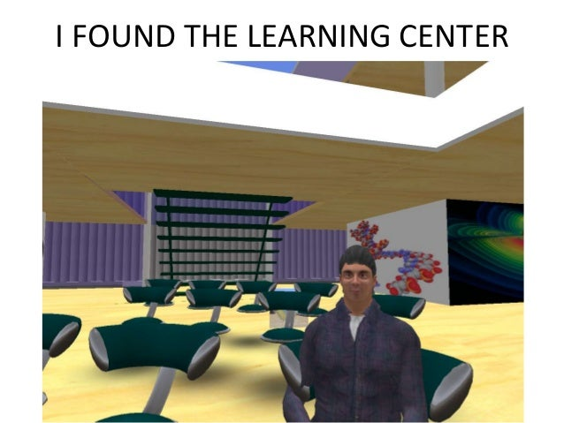 I FOUND THE LEARNING CENTER