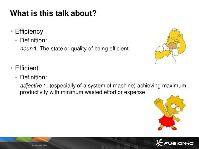 C* Summit EU 2013: Cassandra On Flash: Performance U0026 Efficiency Lessons  Learned