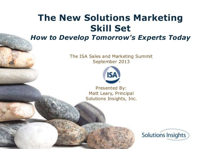 how to develop sales skills