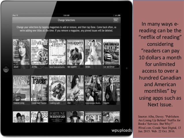 how to change canadian netflix to american on ipad