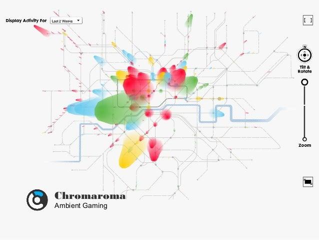 Chromaroma Ambient Gaming