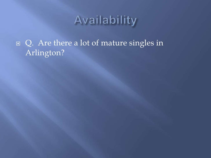 Arlington tx dating