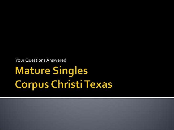 corpus christi singles