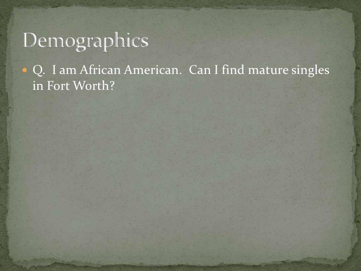 ... Singles Fort Worth Texas<br />; 2.