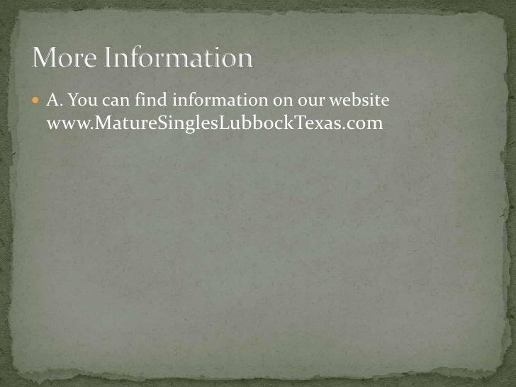 Bondage dating site for lubbock texas