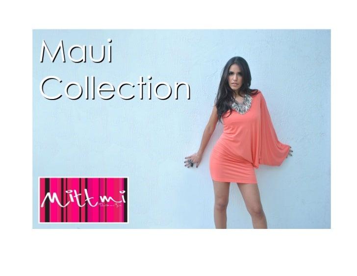 Maui Lookbook