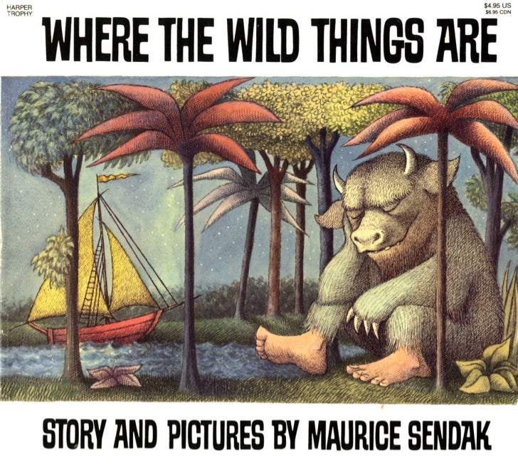 where the wild things are online book free