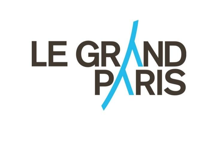 Maurice Leroy. Le Grand Paris