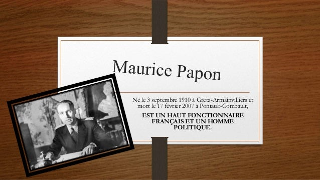 Né le 3 septembre 1910 à Gretz-Armainvilliers et mort le 17 février 2007 à Pontault-Combault, EST UN HAUT FONCTIONNAIRE FR...