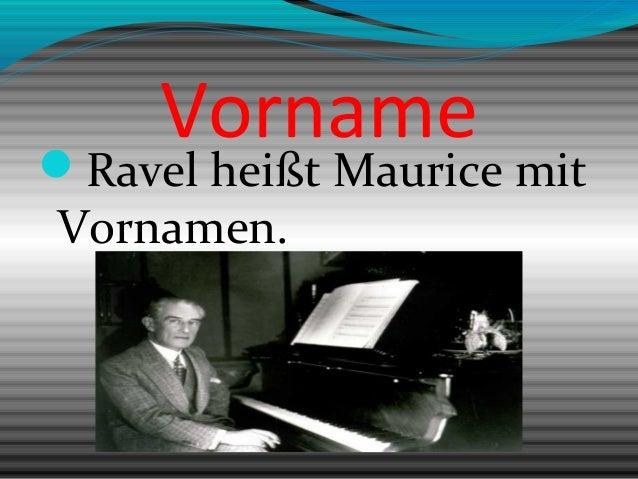 Maurice Ravel  Slide 3