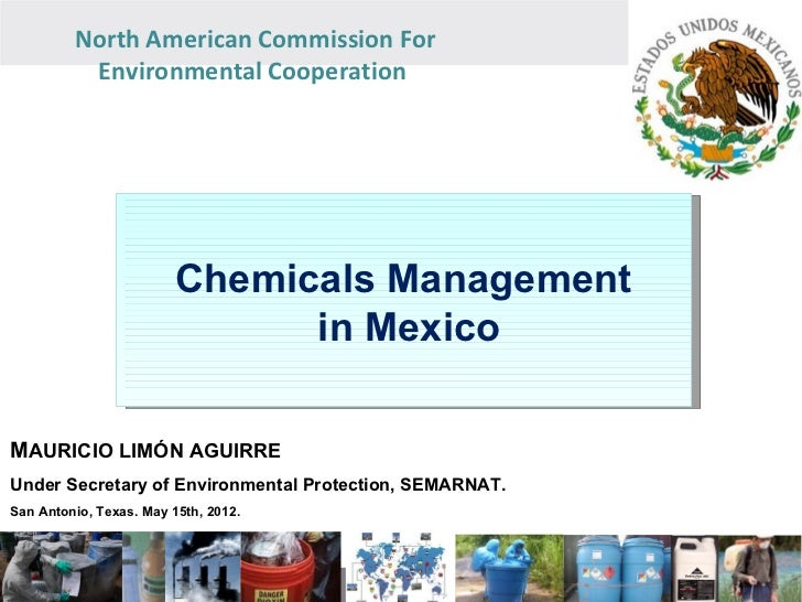 North American Commission For          Environmental Cooperation                         Chemicals Management             ...