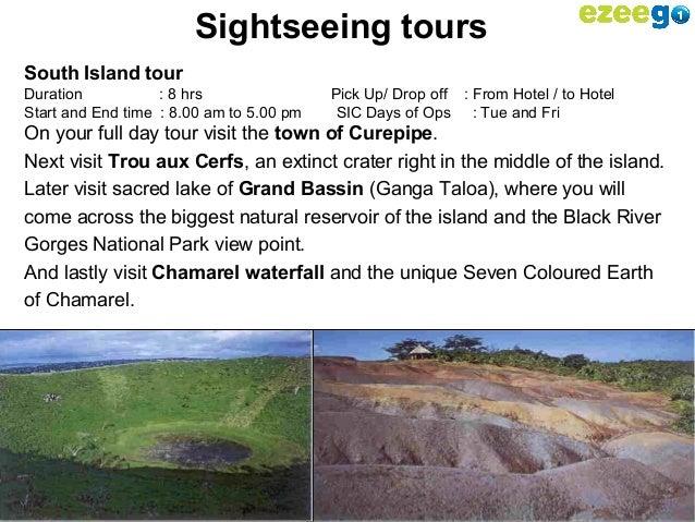 South Gate Island Tours Mauritius