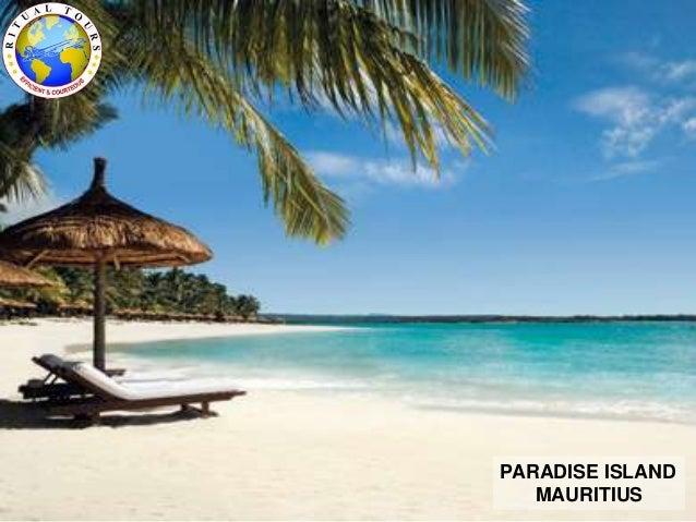 mauritius paradise island