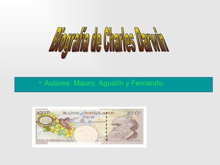 • Autores: Mauro, Agustín y Fernando.