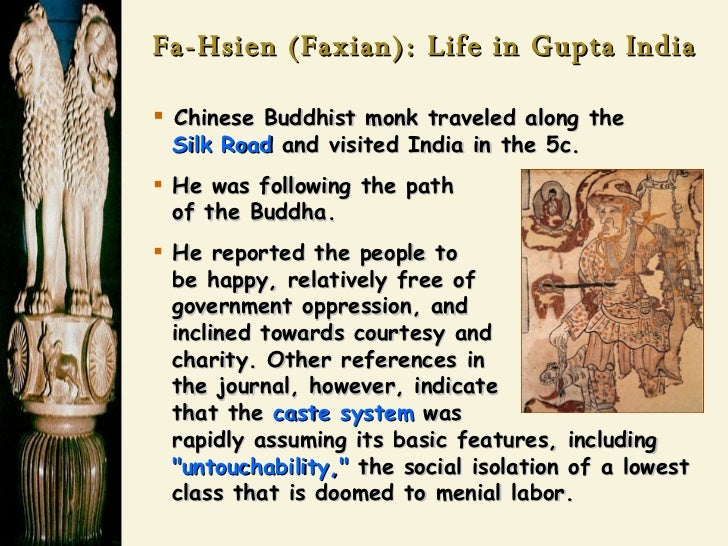han china and mauryan gupta india essay Free mauryan empire papers methods of political control for the roman and gupta/mauryan empires the han dynasty did expand into southern china.