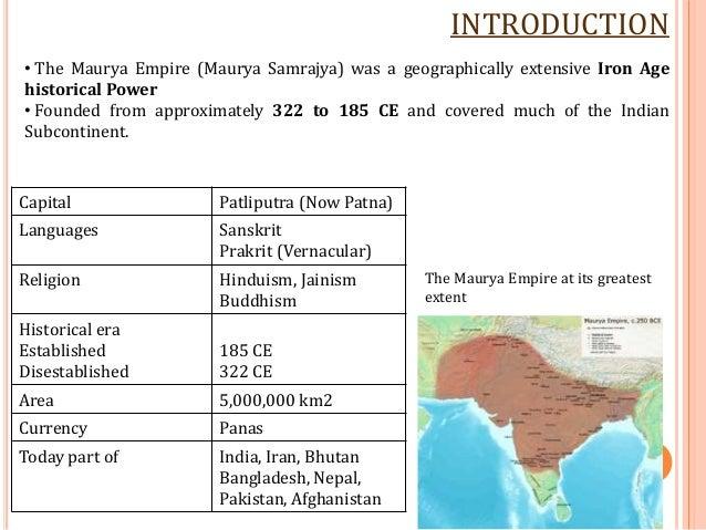 maurya samrajya in hindi pdf