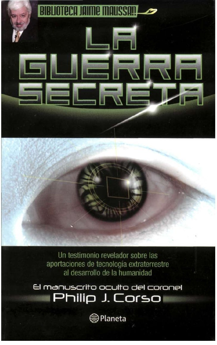 La guerra secreta     Phillip Corso