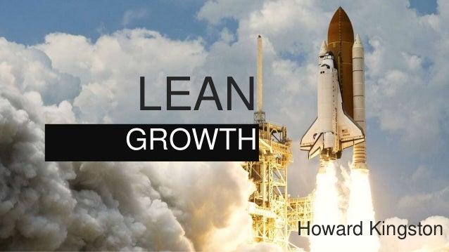 LEAN GROWTH Howard Kingston