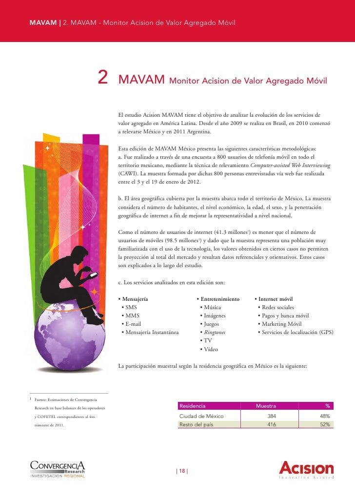 MAVAM | 3. Tema especial: Servicios de mensajería                                           3    Servicios de mensajería  ...