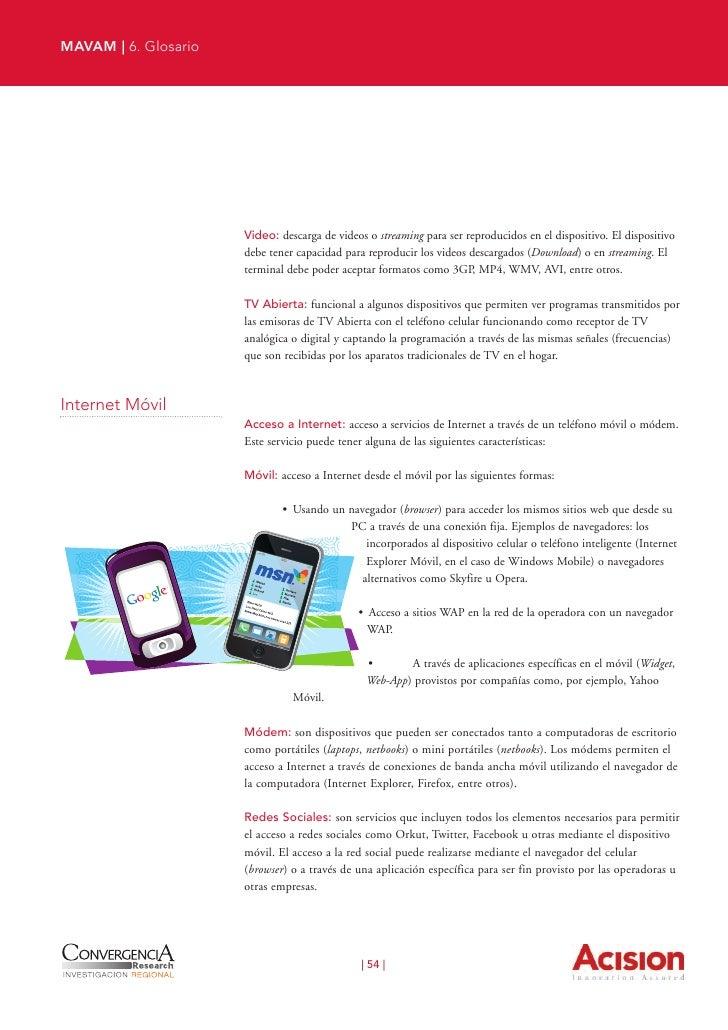 MAVAM Mexico 3a Edición - Messaging - v. Español 09/05/2012