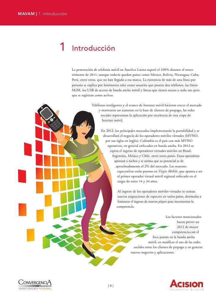 MAVAM | 1. Introducción                          1.1. Los servicios de valor agregado (SVA) en el mundo                   ...