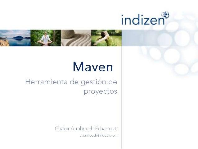 Maven es una herramienta para la gestión y construcción de proyectos Java fue creada por Jason Van Zyl.De sonatype. En 200...