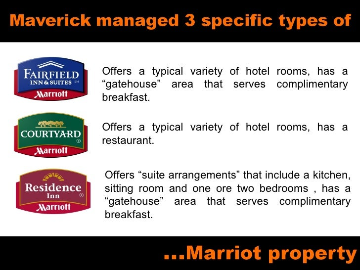 maverick rental accommodations case analysis analysis