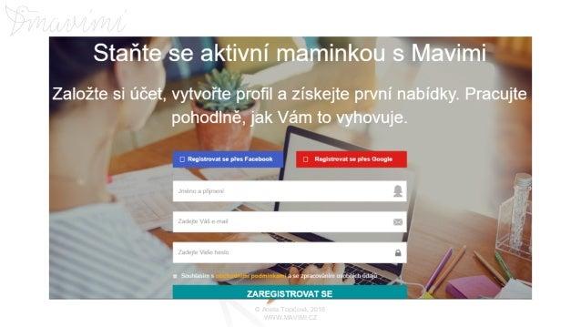 © Aneta Topičová, 2018 WWW.MAVIMI.CZ