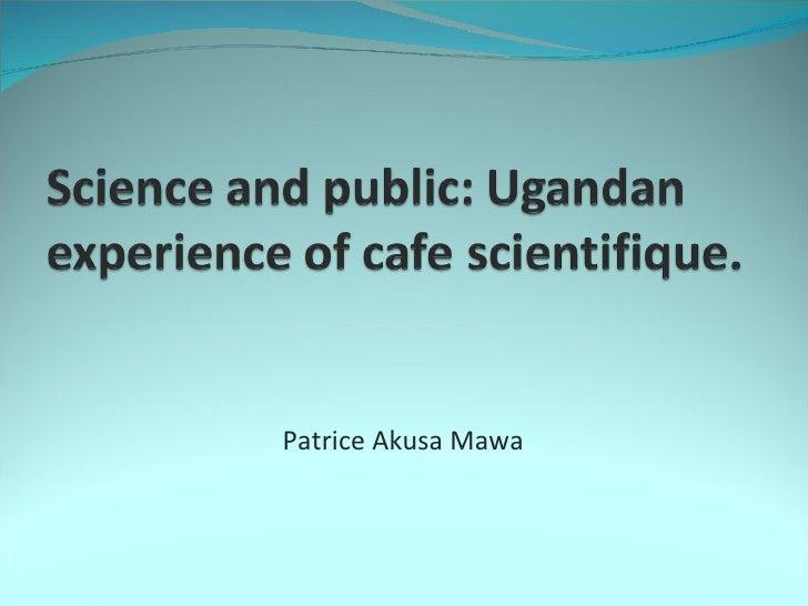 Patrice Akusa Mawa