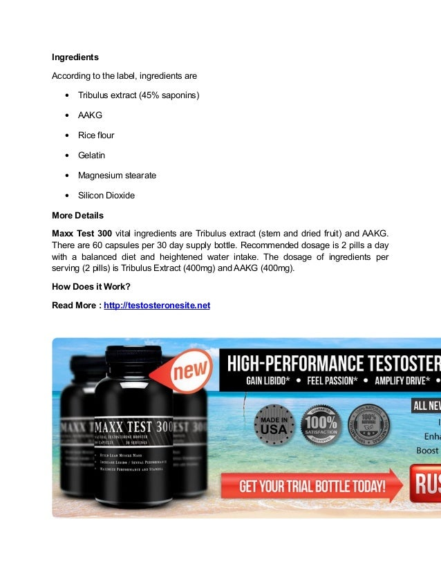 Try Maxx Test 300 To Lead A Healthy And Fulfilling Sexual Life