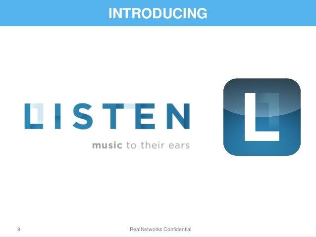 Listen Next Generation Ringback Tone Product