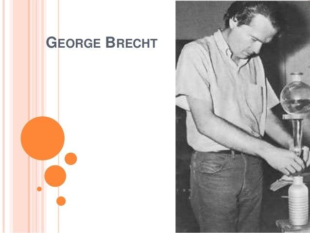 GEORGE BRECHT