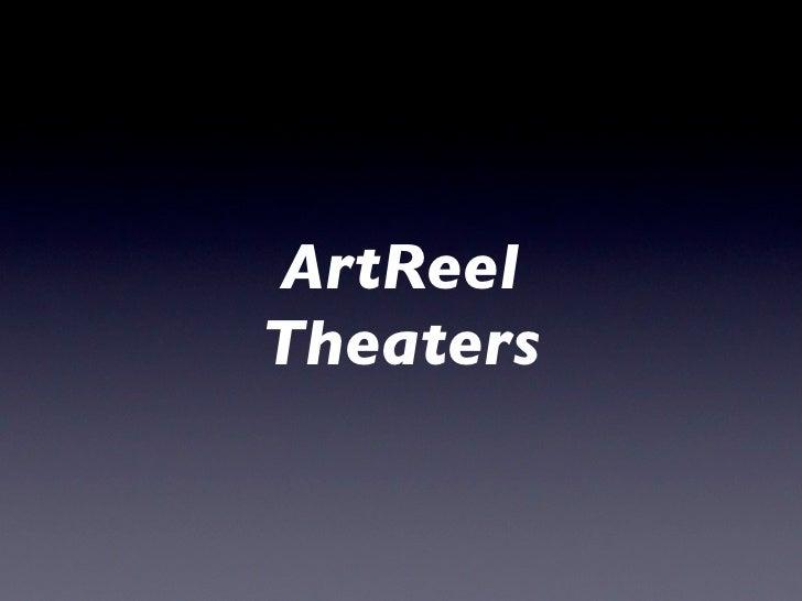 ArtReelTheaters