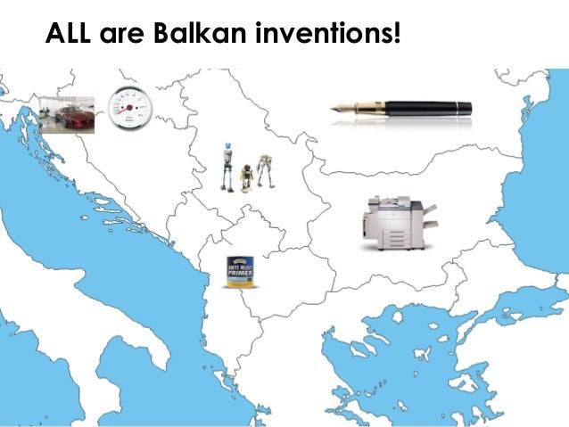 Fabulous Putting A Small Country On The Map With It A Recipe For The Balkans Largest Home Design Picture Inspirations Pitcheantrous