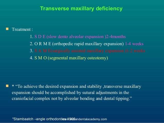 Maxillary Procedures And Soft Tissue Changes Certified Fixed Orthodo