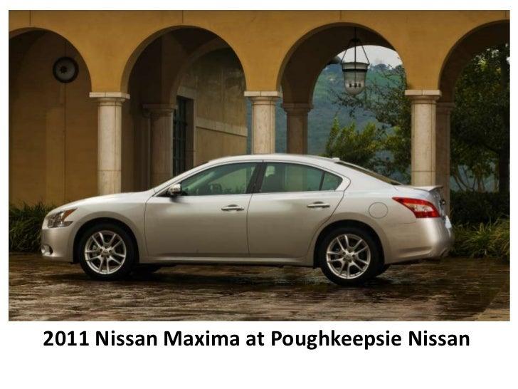 2011 Nissan Maxima at Poughkeepsie Nissan<br />
